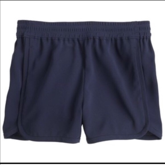 J. Crew Pants - Cute pair of Crepe Pull on Shorts from J Crew!